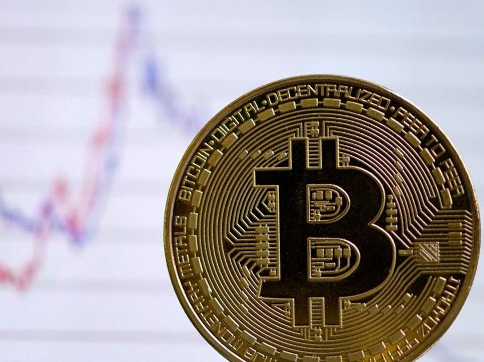 Bitcoin price hits 2020 record as investors turn to cryptocurrency during pandemic