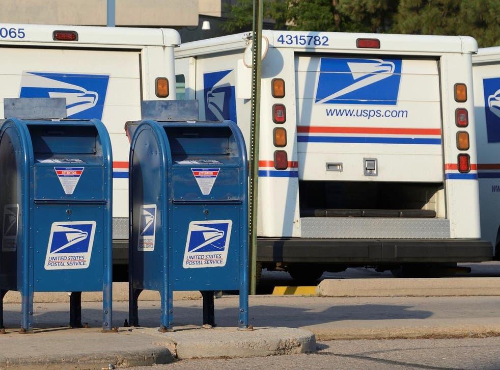 El voto por correo ha generado un fuerte debate de cara a las elecciones presidenciales