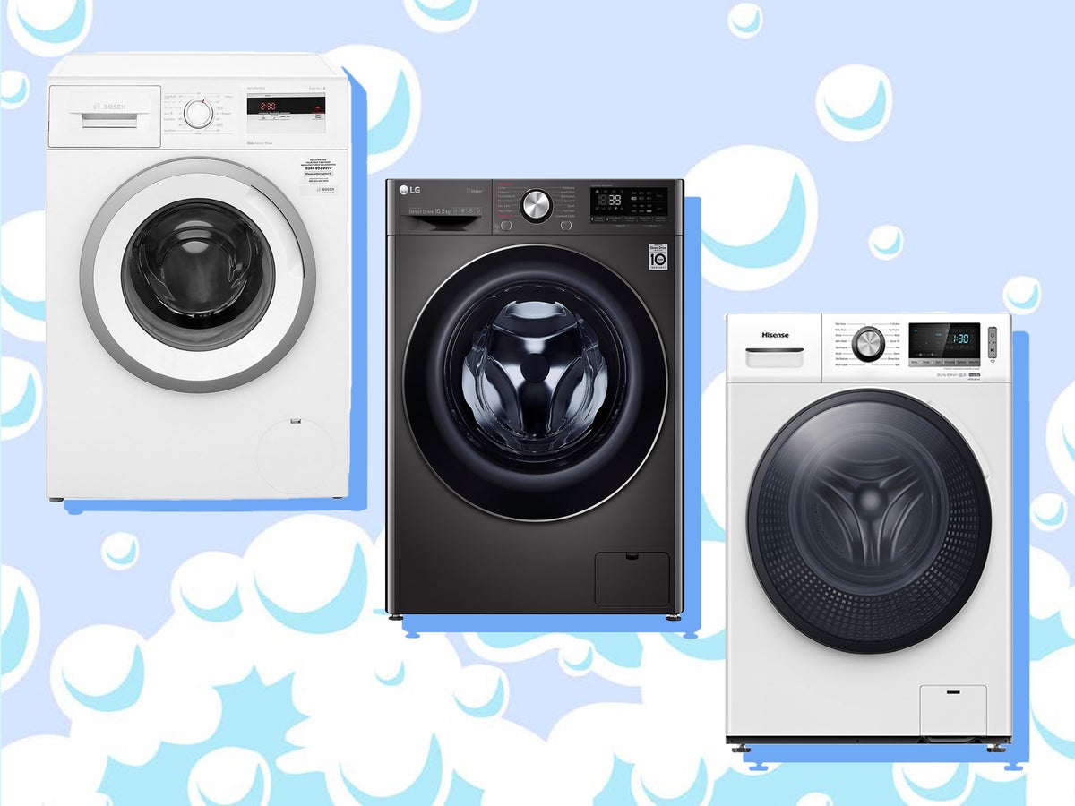 Best washing machines: Affordable and efficient appliances | The Independent