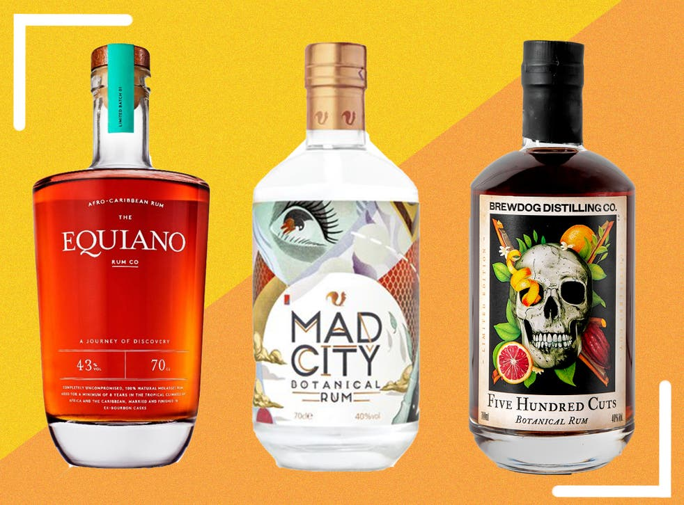 You'll see a number of botanical rums on our list – a mutation in itself from spiced rums which are more and more being explored with a craft twist