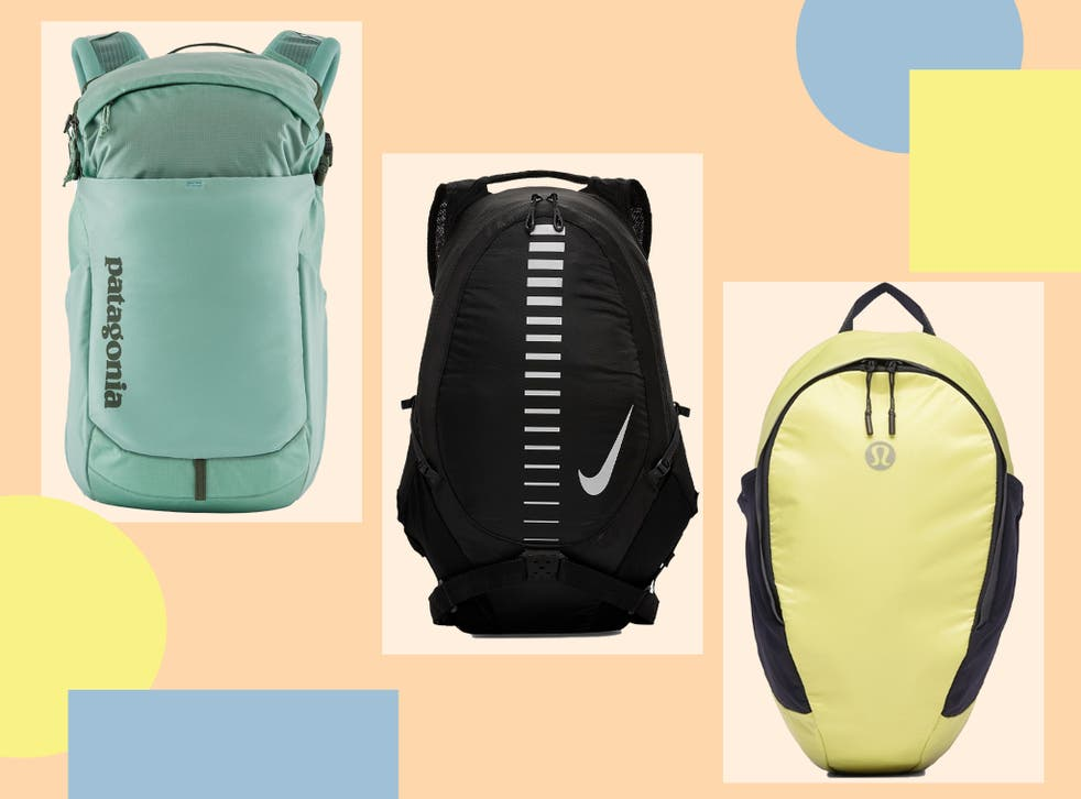 Choose from hydration rucksacks, reflective materials or a 20l option for backpacking