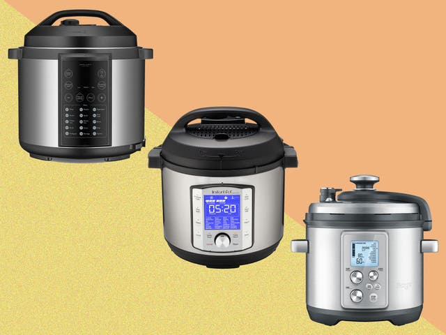 We tried cookers at a range of price points and sizes, testing for ease of use, clever functions and how easy they were to clean