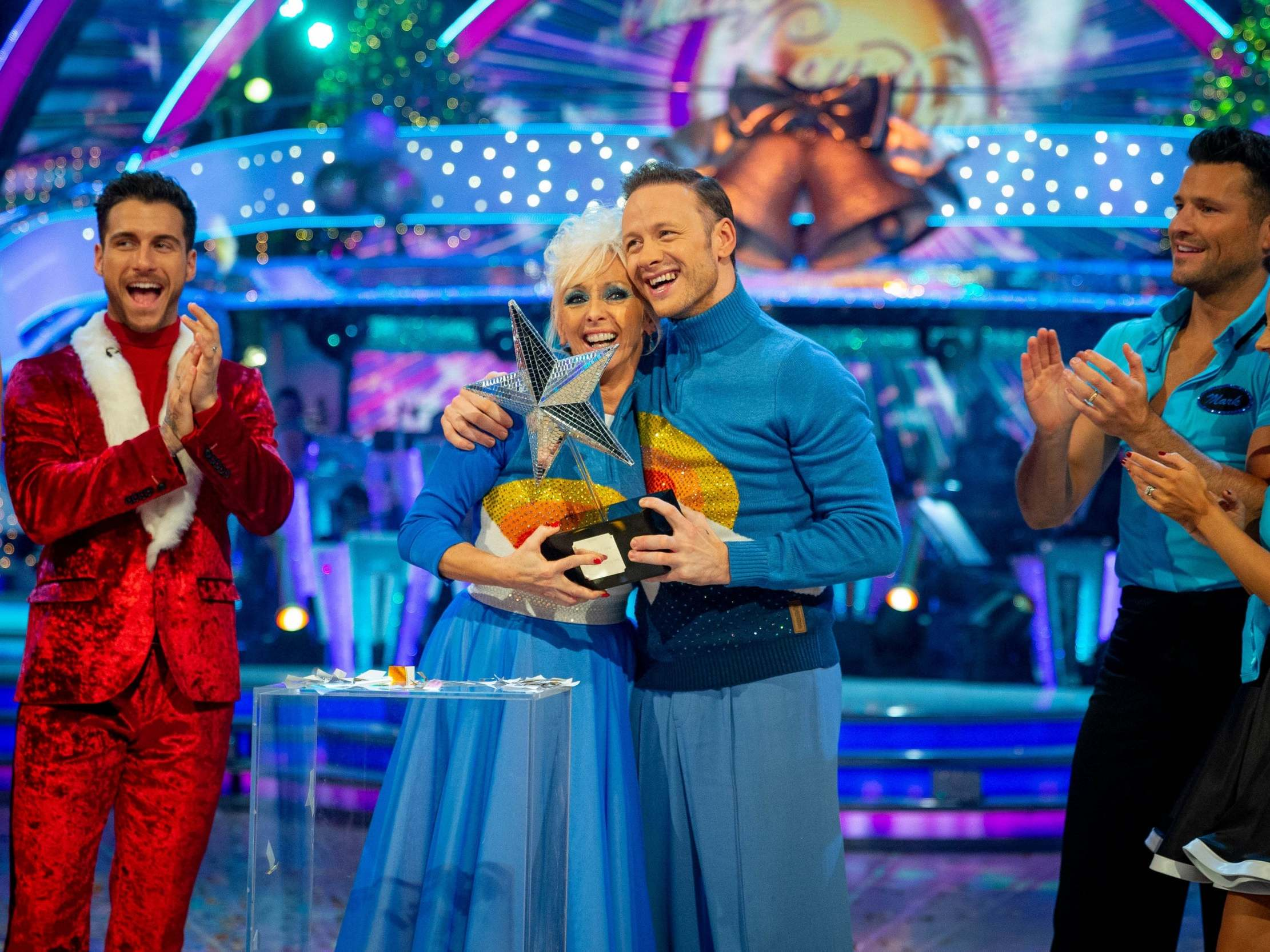Uk Christmas Specials 2020 Strictly Come Dancing: BBC cancels 2020 Christmas special ahead of