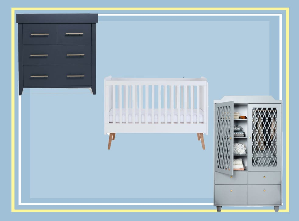 Best Nursery Furniture Sets Wardrobes Cots Changing Units And More The Independent