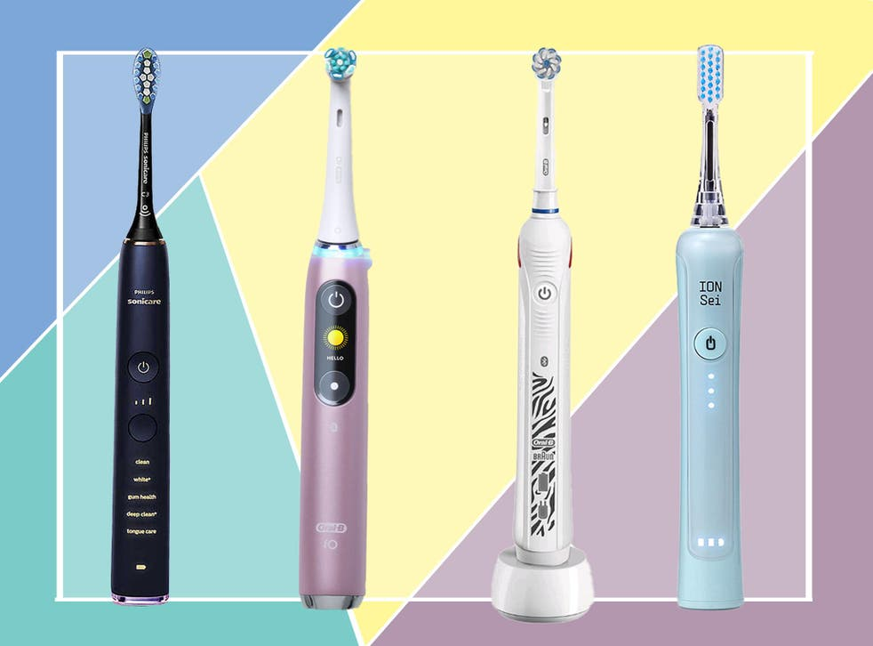 <p>With pressure sensors, expert cleaning modes and timers, get the dentist experience at home</p>