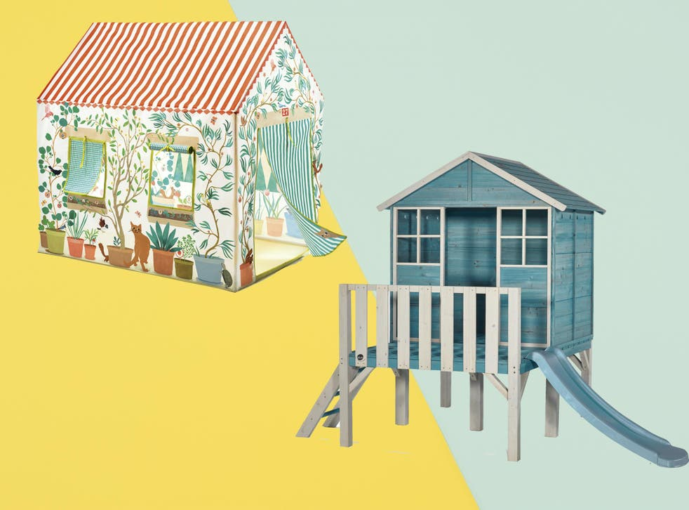From high end to budget, we've tested a range of different sized playhouses to help you find the perfect one for your garden