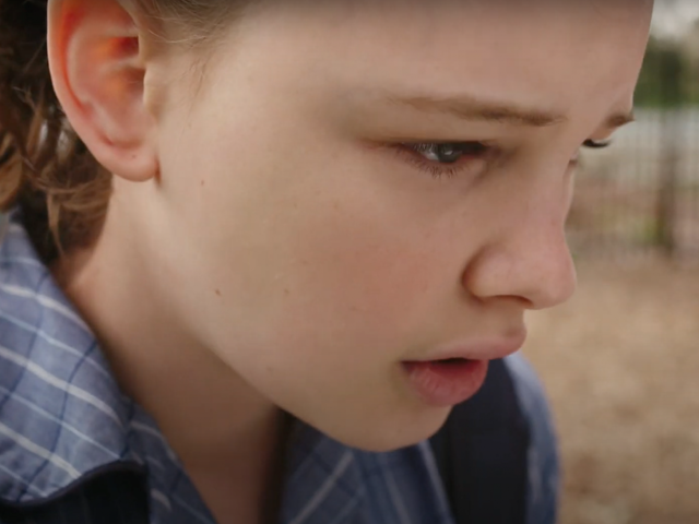 Evie MacDonald as Hannah in 'First Day'