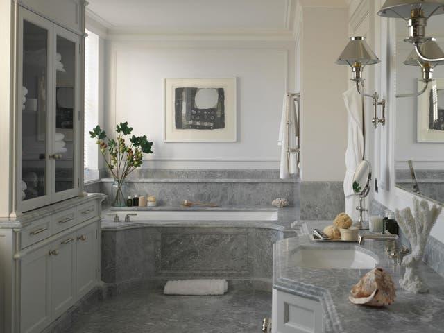 Proyecto de diseño Albion Nord baño Marylebone www.albion-nord.com