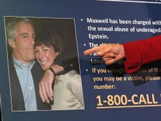 Ghislaine Maxwell 'secretly watched by psychologists' - lawyers