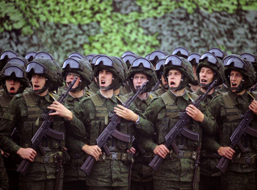 Belarus's military benefited from UK military training for several years running