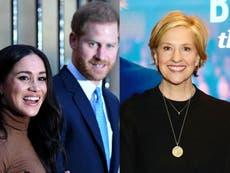 Harry and Meghan 'absolutely adore' self-help guru Brené Brown