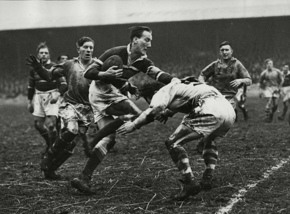 Hunslet vs St Helens: the fact that teams of workers could defeat teams of privately educated players threatened Britain's class structure
