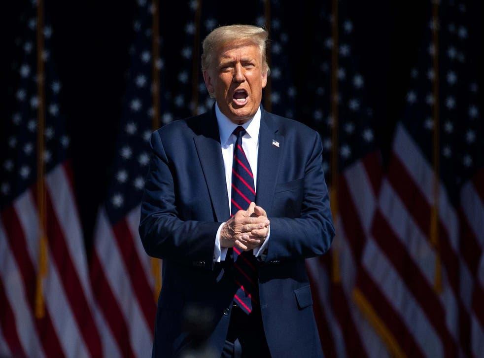 El presidente de Estados Unidos volvió a arremeter contra la votación por correo en su red social