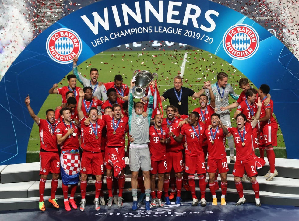 Champions League 2020 What Did We Learn The Independent The Independent