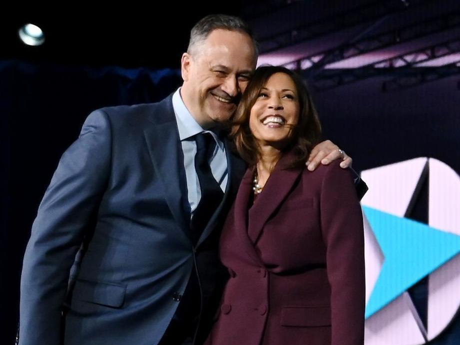 Kamala Harris Family Does The Next Vice President Have Children The Independent