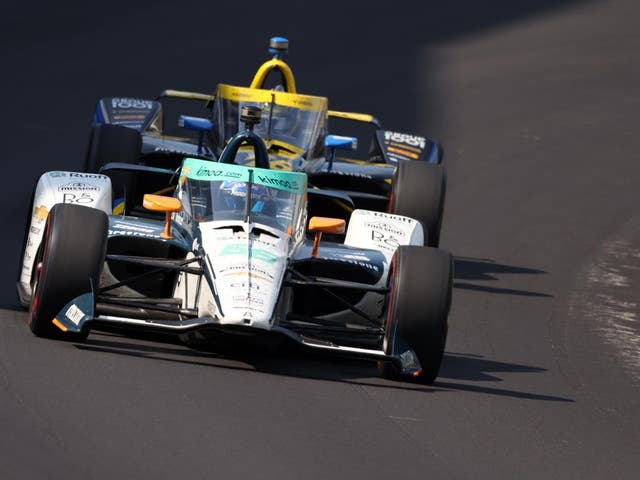 Fernando Alonso finished 21st in the 2020 Indy 500