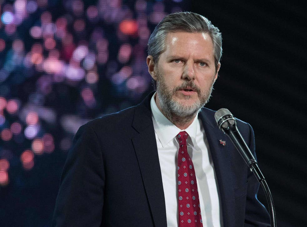 Revelations come not long after Jerry Falwell Jr agreed to take an indefinite leave of absence from his position at Liberty University