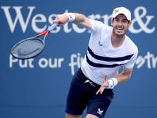 Murray beats Zverev for first win over top-10 player since 2017