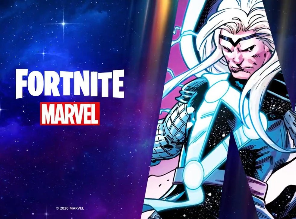 Fortnite Chapter 2 Season 4 Everything You Need To Know About The Marvel Crossover The Independent The Independent