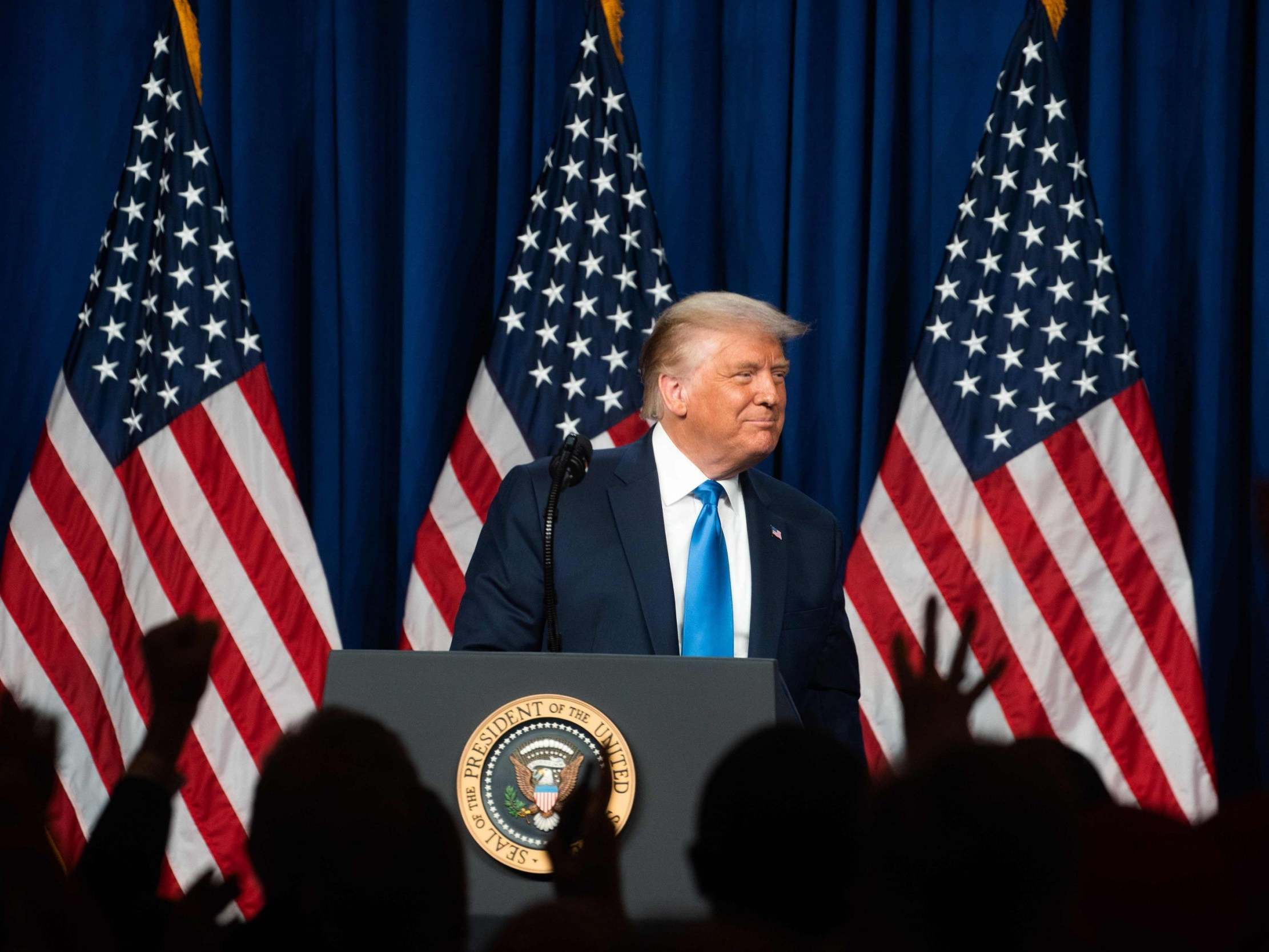 Coronavirus: FDA chief disputes Trump's claim 'deep state' is ...