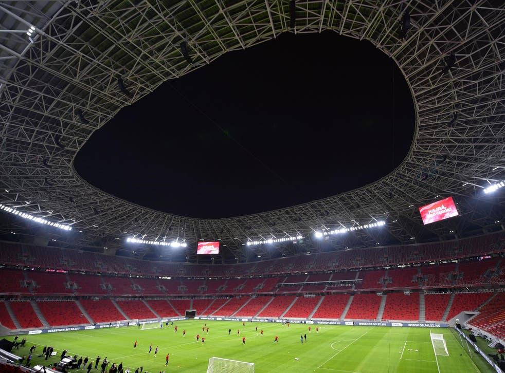 El partido entre Bayern Múnich y Sevilla, a jugarse el 24 de septiembre en Hungría, podría contar hasta con 30% de la capacidad del Puskás Aréna