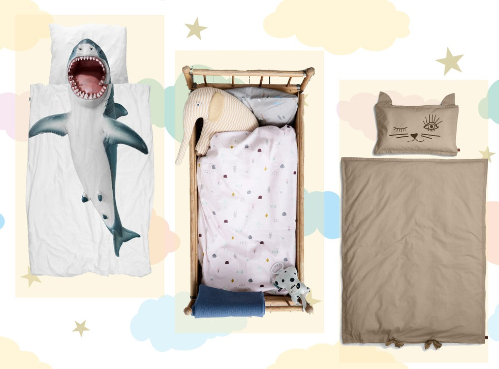 Best kids' bedding sets: Organic cotton, quilted and jersey sets | The  Independent