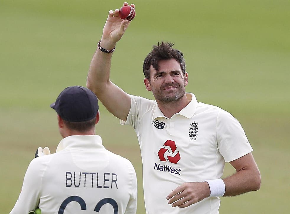 Cricketer James Anderson enters uncharted,not unchartered, territory