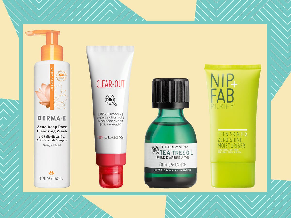 13 best teenage skincare products that tackle blemishes, acne and redness