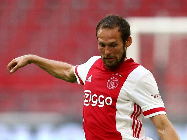 Daley Blind suffered a health scare