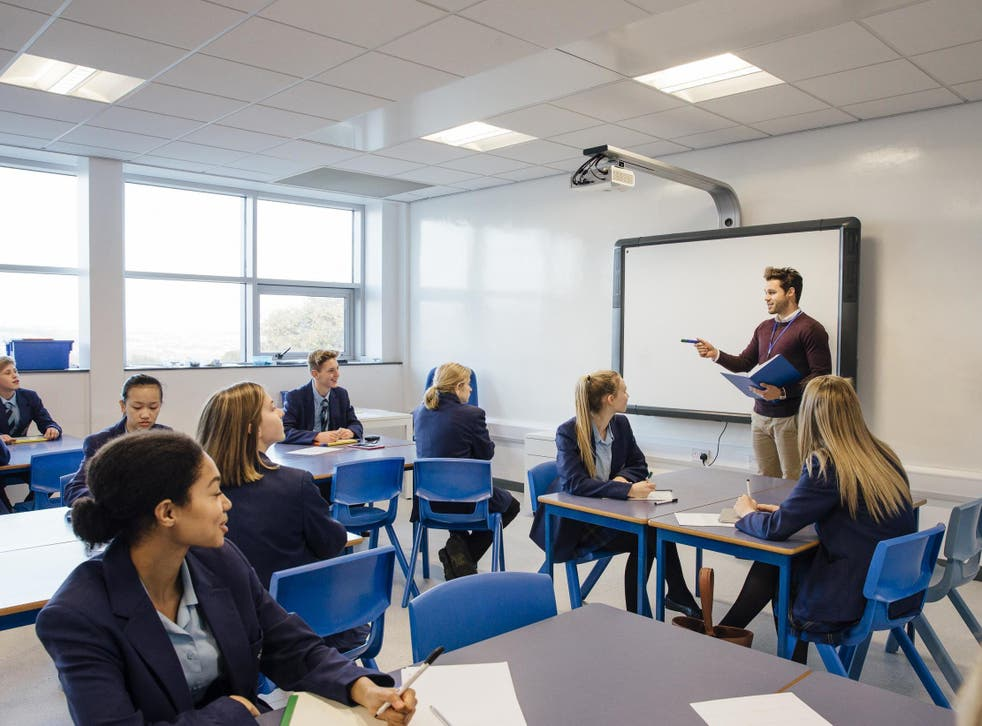 <p>Many teachers lack the specialist knowledge required to teach the Holocaust accurately, a study has found (Stock image) </p>
