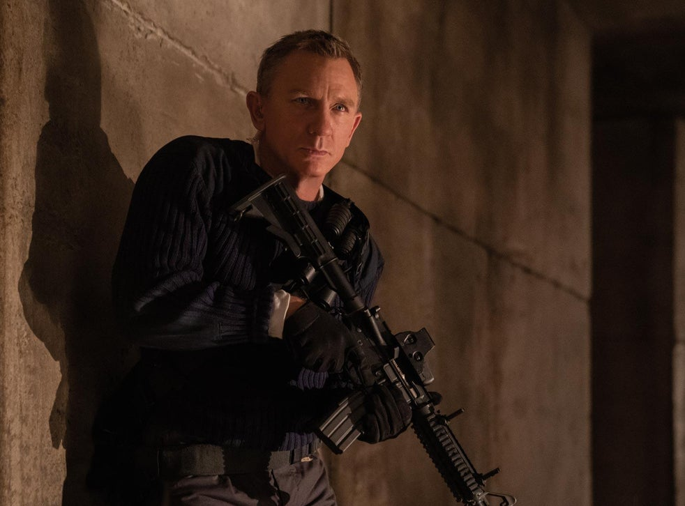 Daniel Craig in 'No Time to Die'