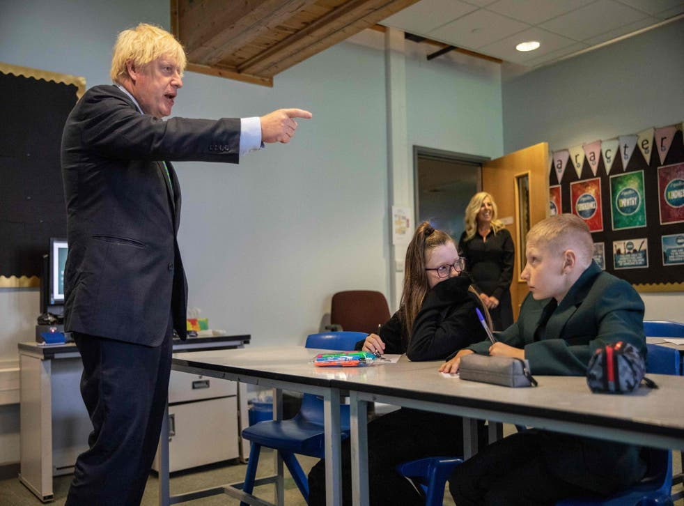 Boris Johnson's government issued some more guidance for schools late on Friday night