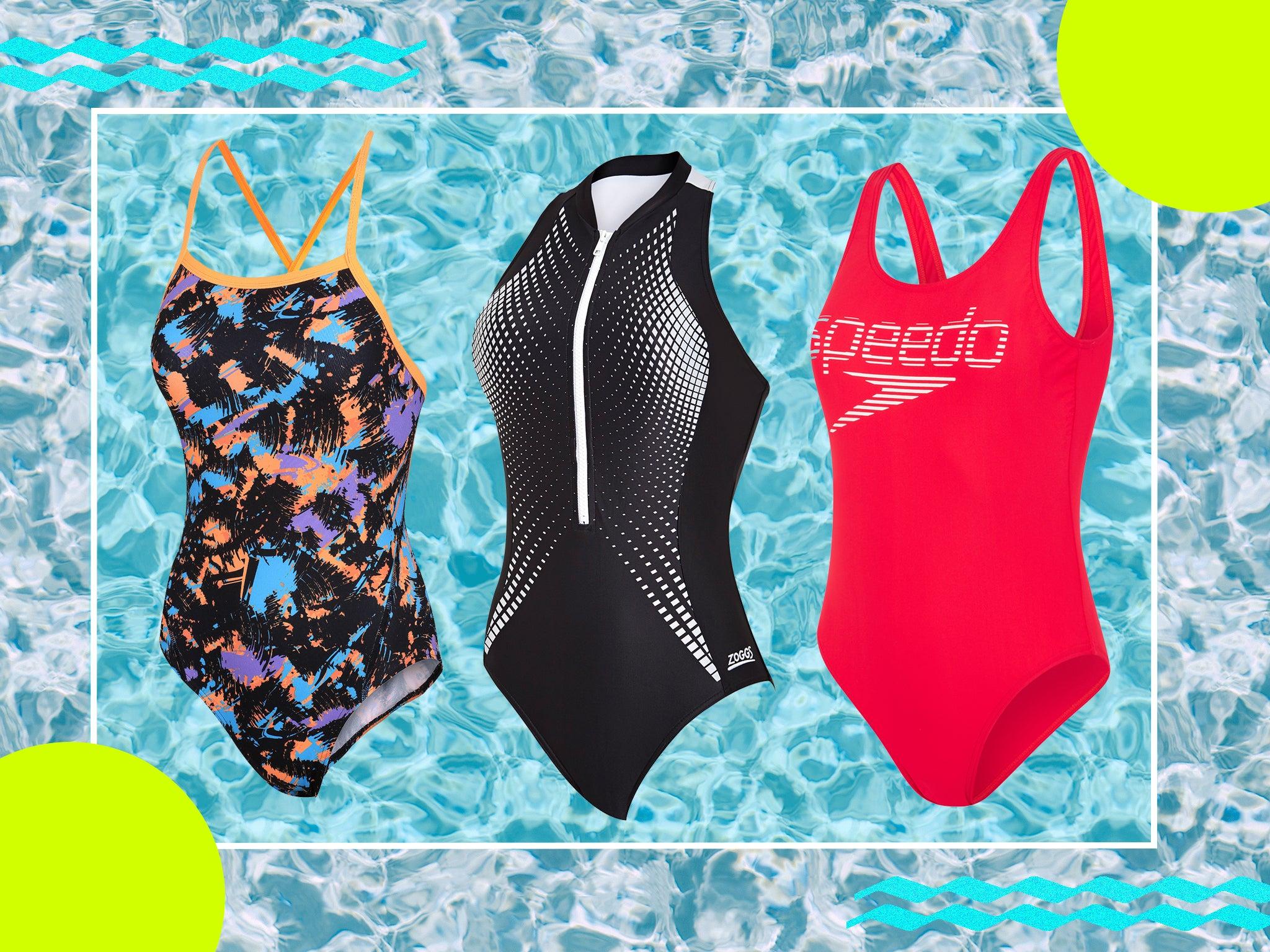 Arena Womens Women Sports Swimsuit Basics Swimsuit