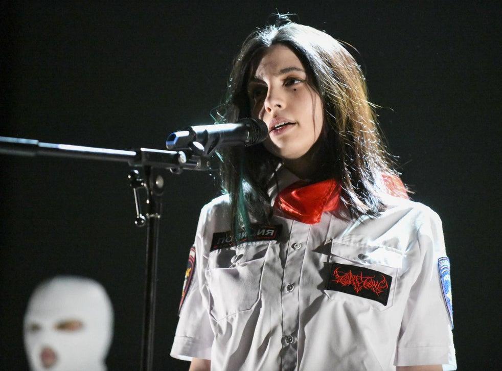 Pussy Riot member Nadezhda Tolokonnikova hospitalized in