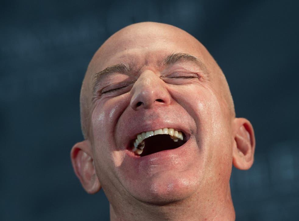 El patrimonio neto de Jeff Bezos casi se ha duplicado durante la pandemia de coronavirus