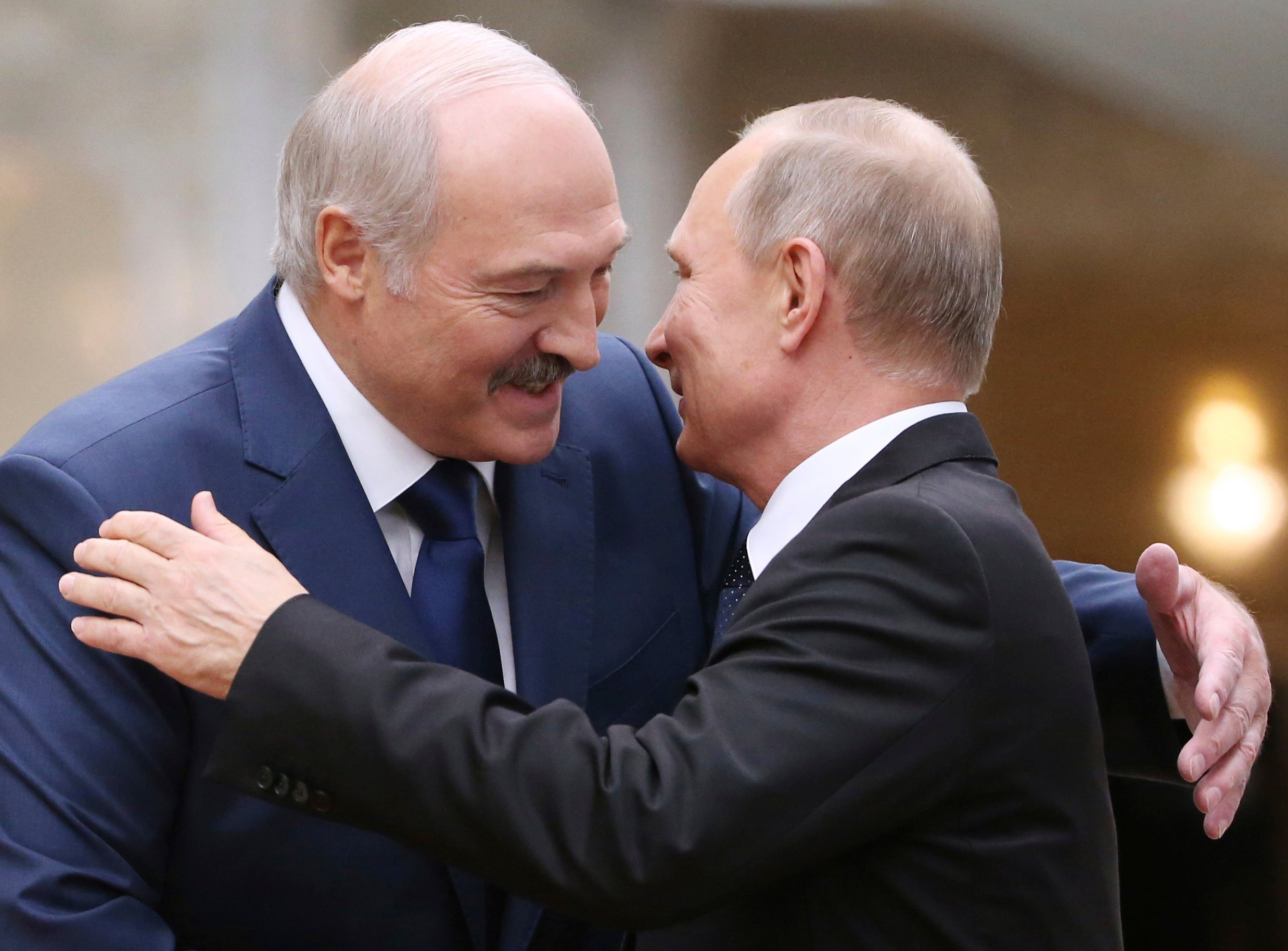 Which way Belarus turns depends more on Moscow than Minsk | The Independent | The Independent
