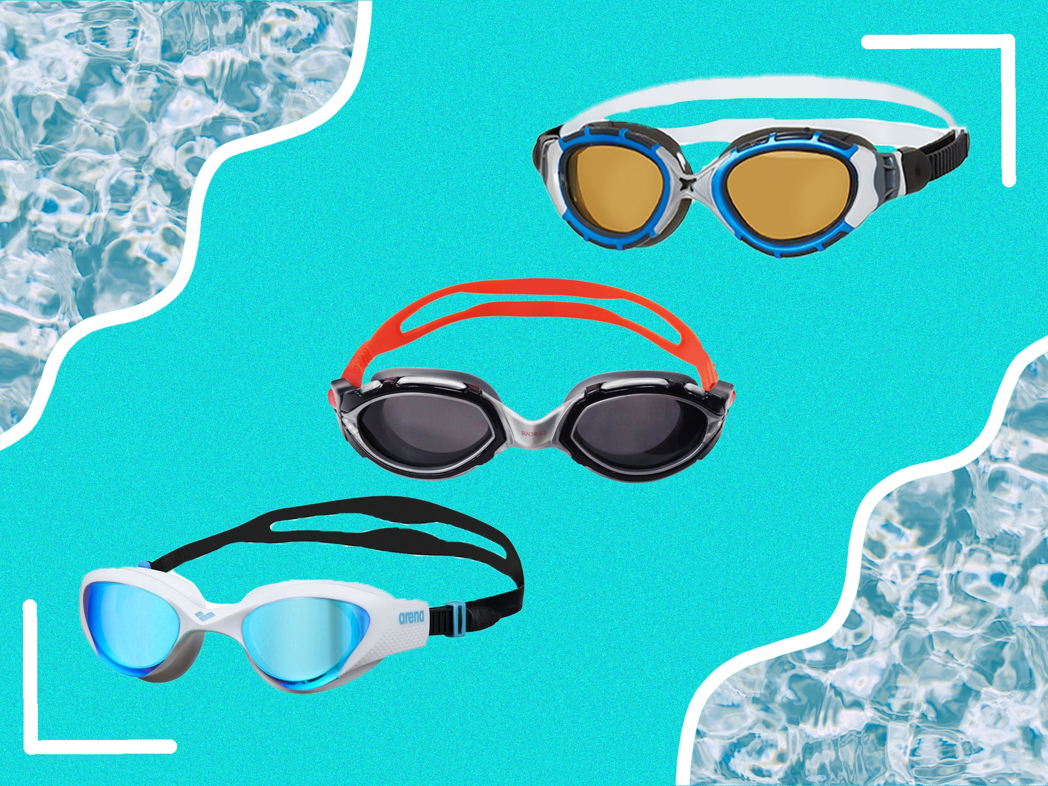 Best adult swimming goggles 2020 for pools, open water and triathlons | The  Independent