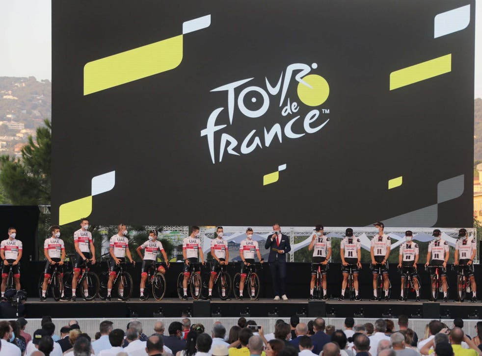 Tour de France teams will be sent home if two or more riders test positive for coronavirus