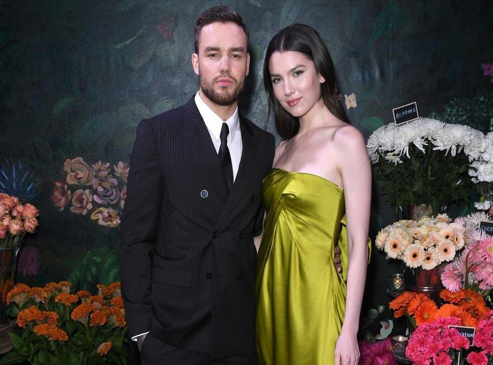 Liam Payne y Maya Henry están comprometidos