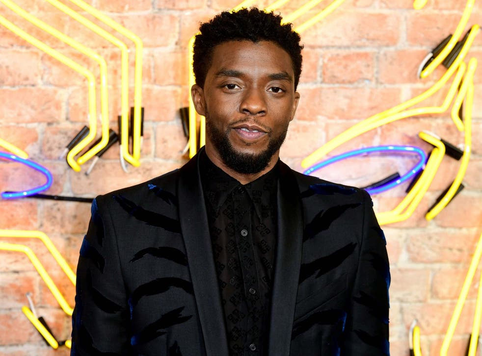 Boseman's acting career soared despite many surgeries and chemotherapy