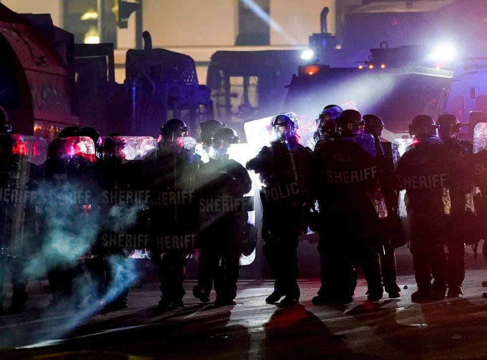 Esta ciudad de Wisconsin ha regresado a la calma tras los disturbios vividos en días anteriores