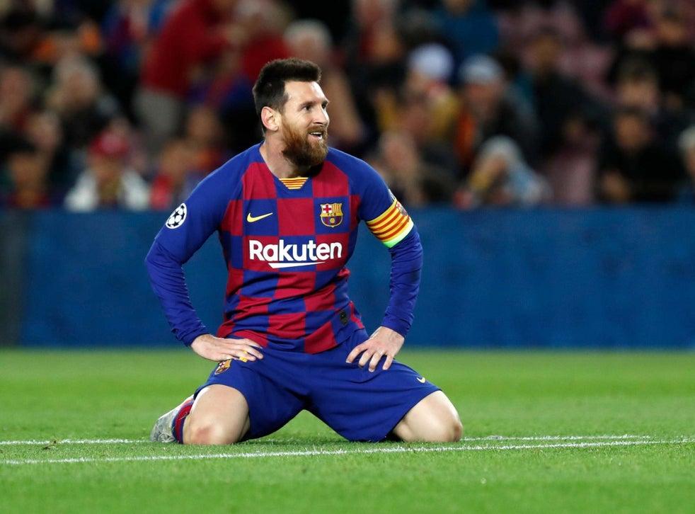 Messi quyết định chống lại việc theo đuổi một cuộc chiến pháp lý chống lại Barcelona