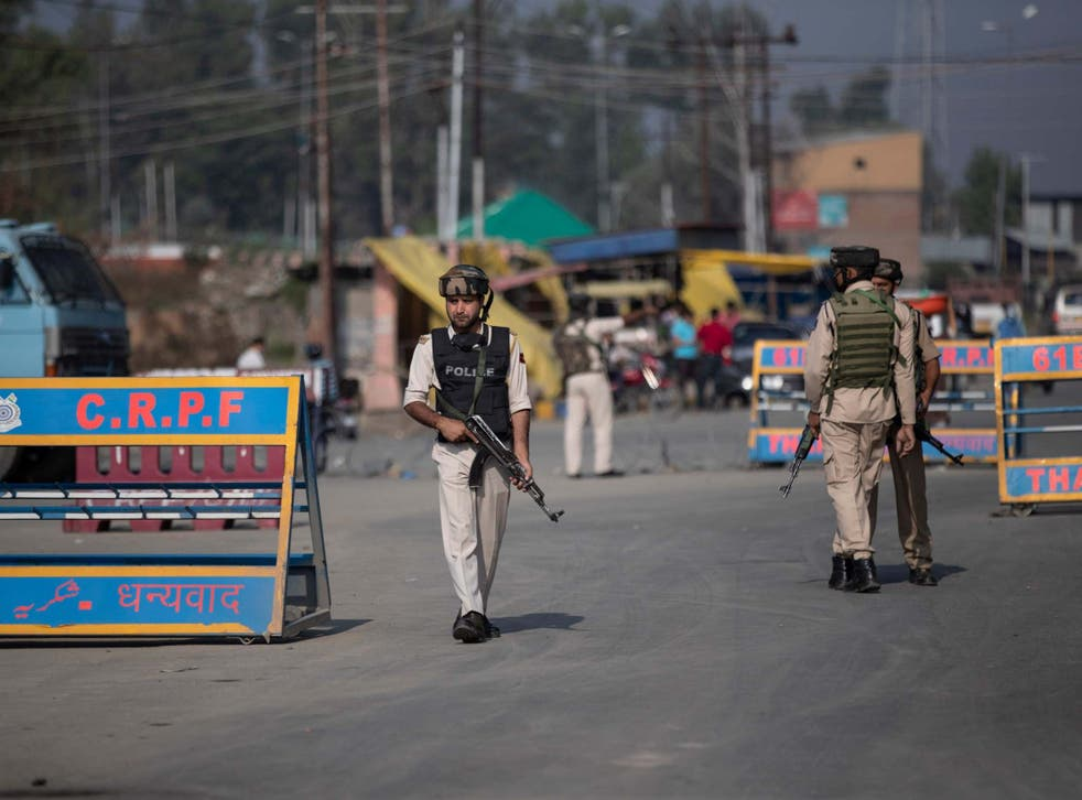 At least 200 people were arrested in Srinagar this week during Muharram marches