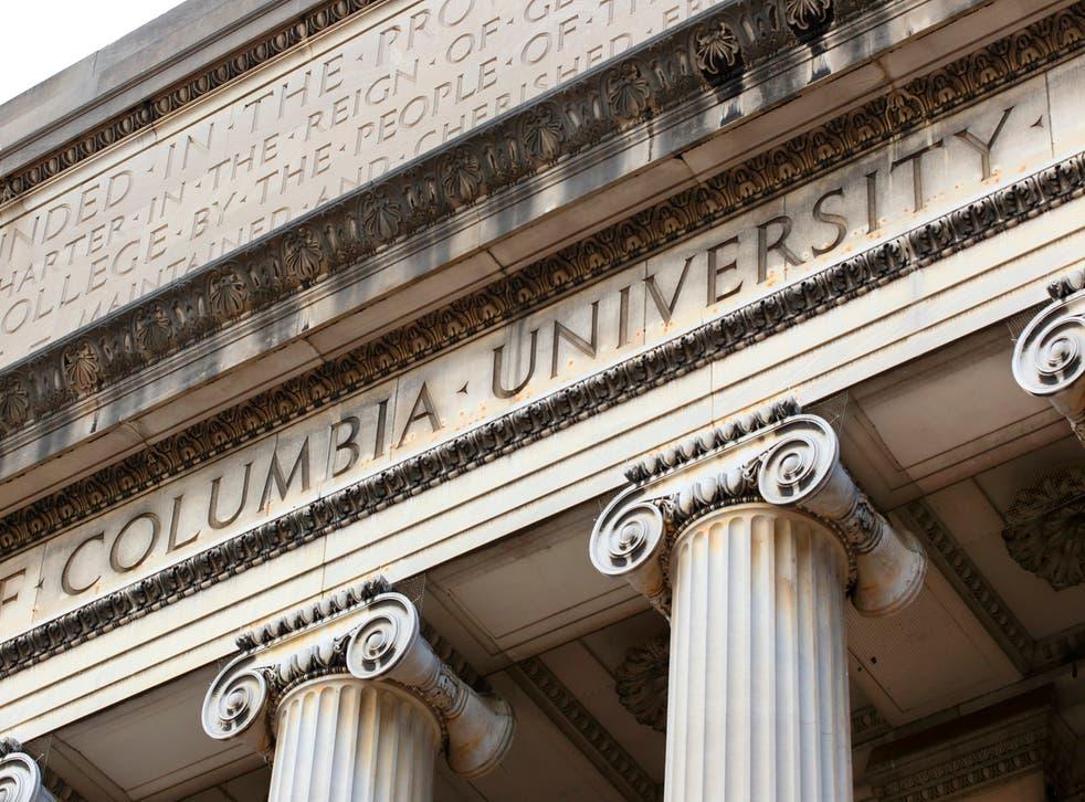 La Universidad de Columbia cambiará el nombre de uno de sus edificios.