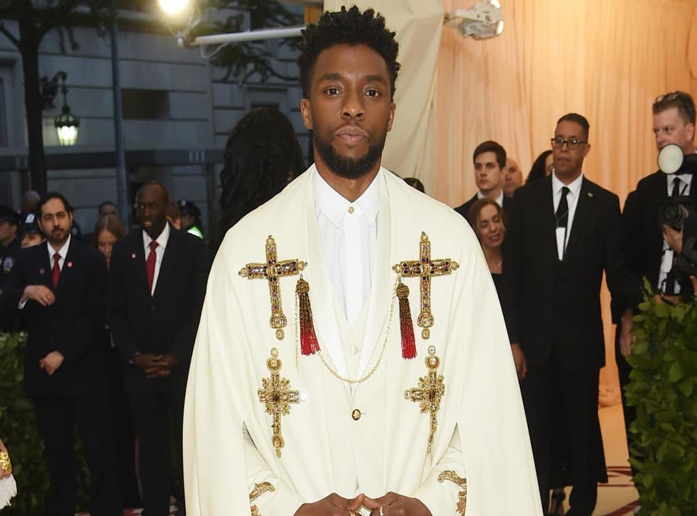 Chadwick Boseman's stylist shares tribute to late actor (Getty)
