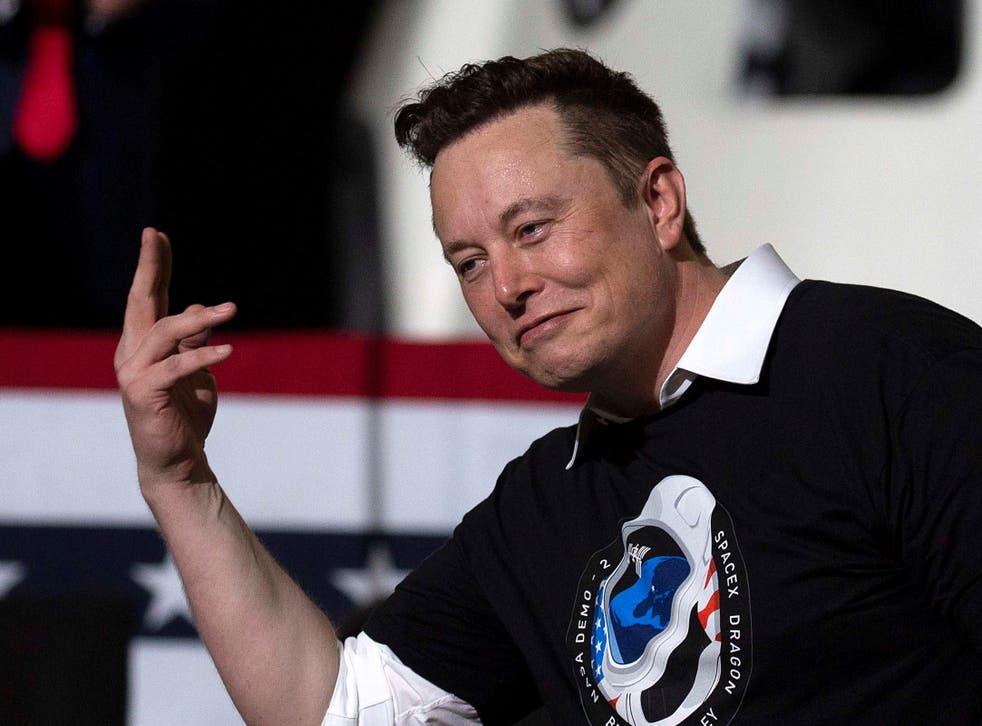 El jefe de SpaceX, Elon Musk, se convirtió en la tercera persona más rica del mundo después cuadriplicar su riqueza en ocho meses