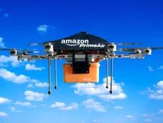 Amazon obtiene permiso para hacer entregas con drones  en Estados Unidos