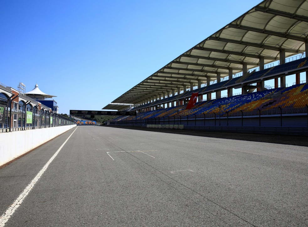 Istanbul Park will return to the Formula One calendar in November with plans for tens of thousands of fans in attendance