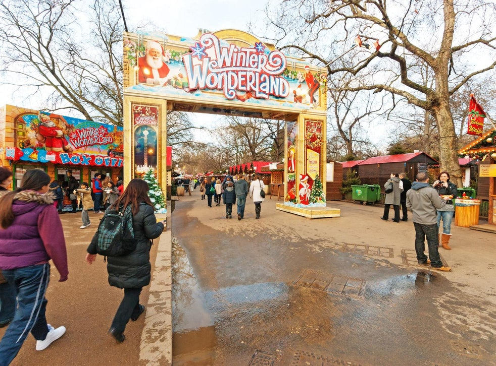 Winter Wonderland Cancelled For First Time In 13 Years Due To Coronavirus The Independent The Independent