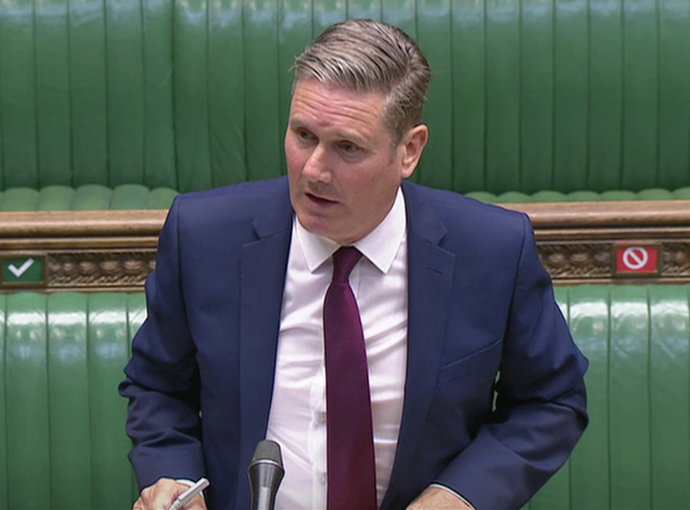 Keir Starmer had a strong first PMQs since the parliamentary recess